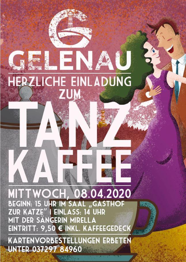 Tanzkaffee - abgesagt