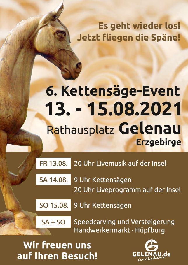 6. Kettensäge-Event