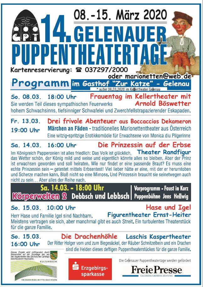 Puppentheatertage